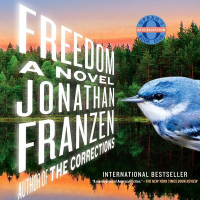 Freedom Audiobook, by Jonathan Franzen