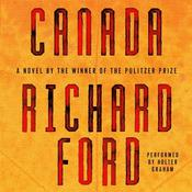 Canada Audiobook, by Richard Ford