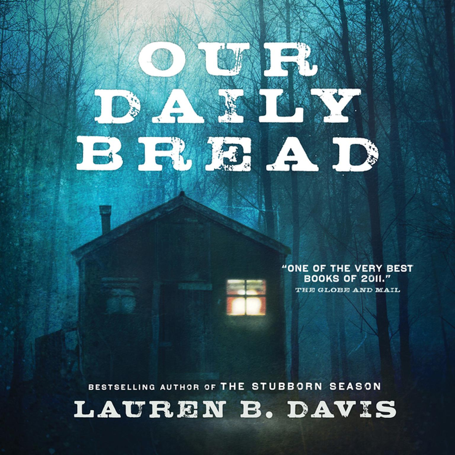 Printable Our Daily Bread Audiobook Cover Art