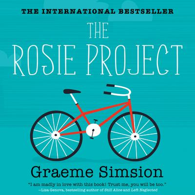 The Rosie Project Audiobook, by Graeme Simsion