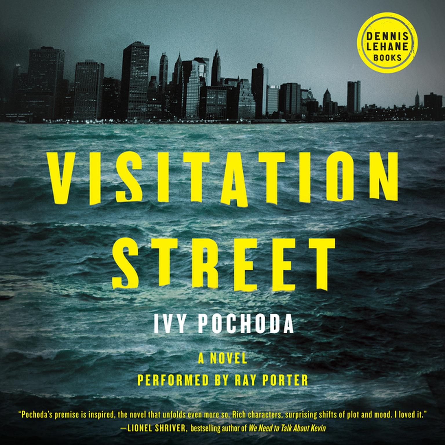 Printable Visitation Street Audiobook Cover Art