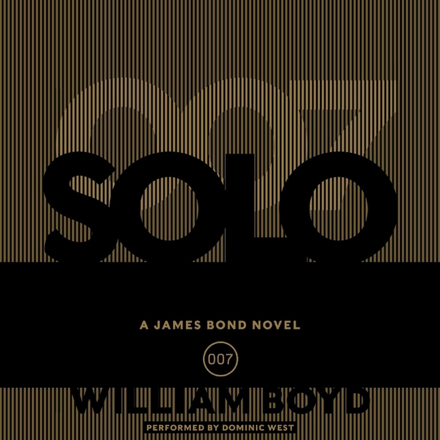 Printable Solo Audiobook Cover Art