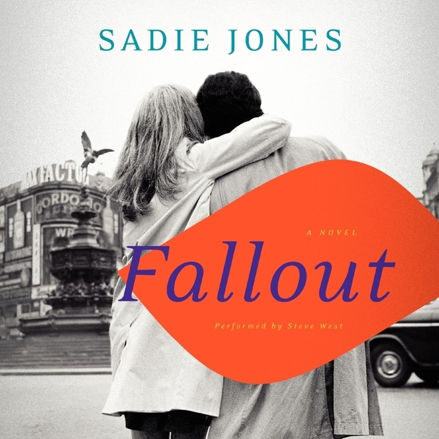 Printable Fallout: A Novel Audiobook Cover Art
