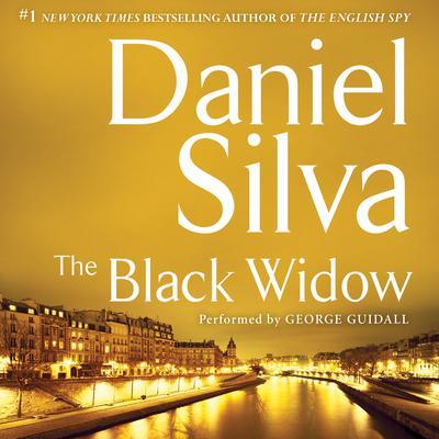 The Black Widow Audiobook, by Daniel Silva