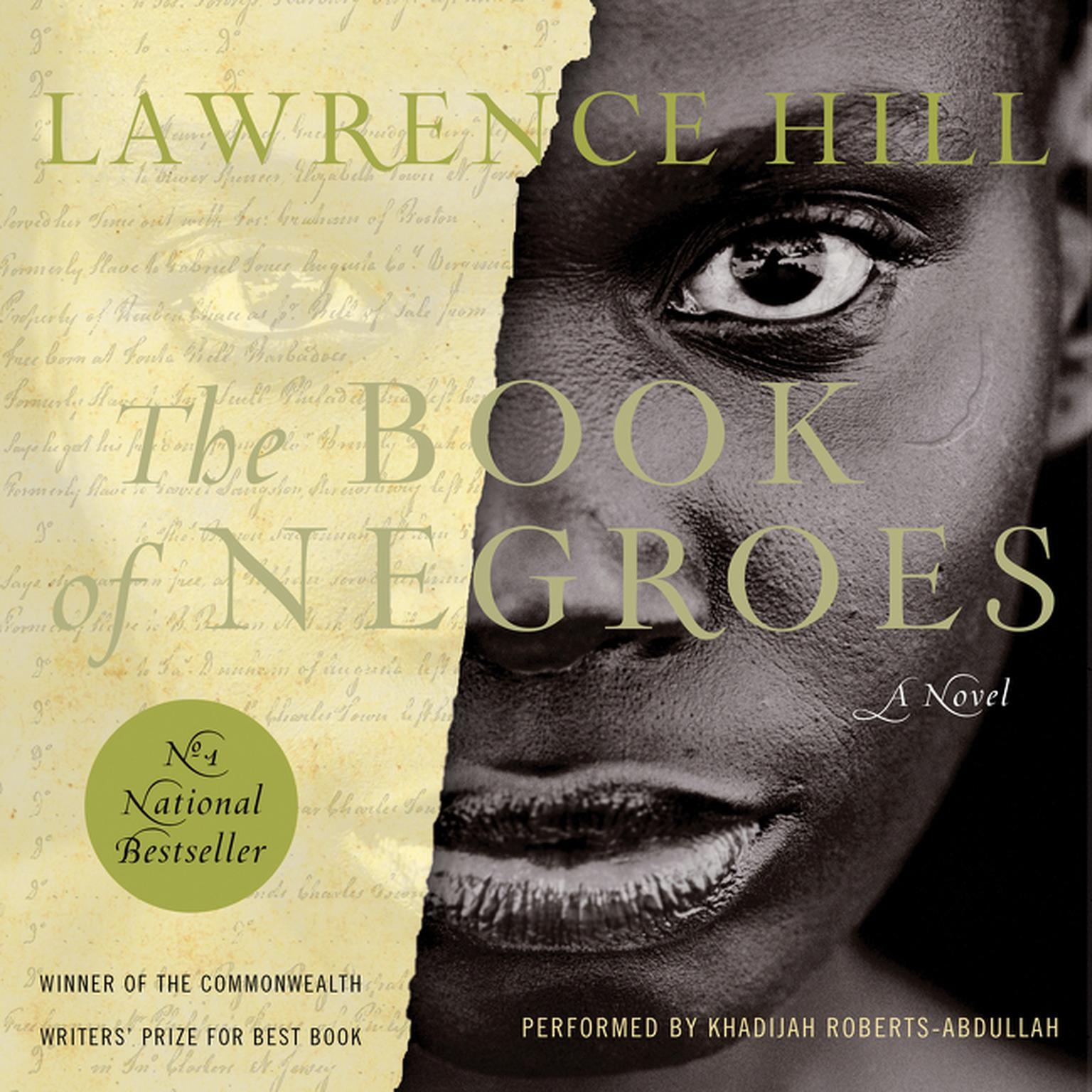 Printable The Book Of Negroes: A Novel Audiobook Cover Art