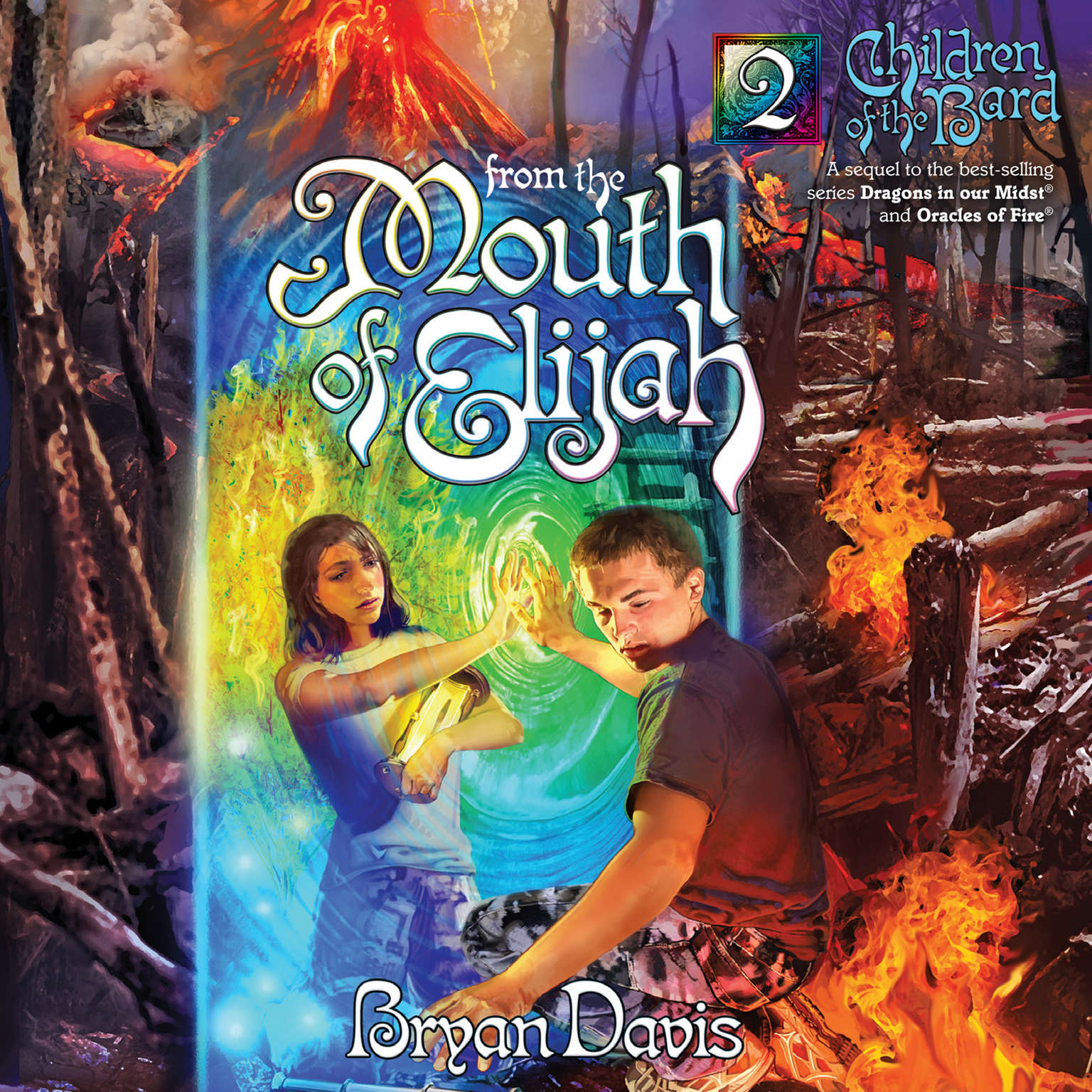 From the Mouth of Elijah Audiobook, by Bryan Davis