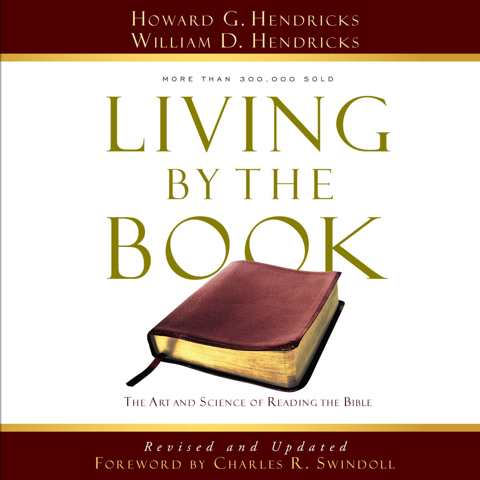 Printable Living by the Book: The Art and Science of Reading the Bible Audiobook Cover Art