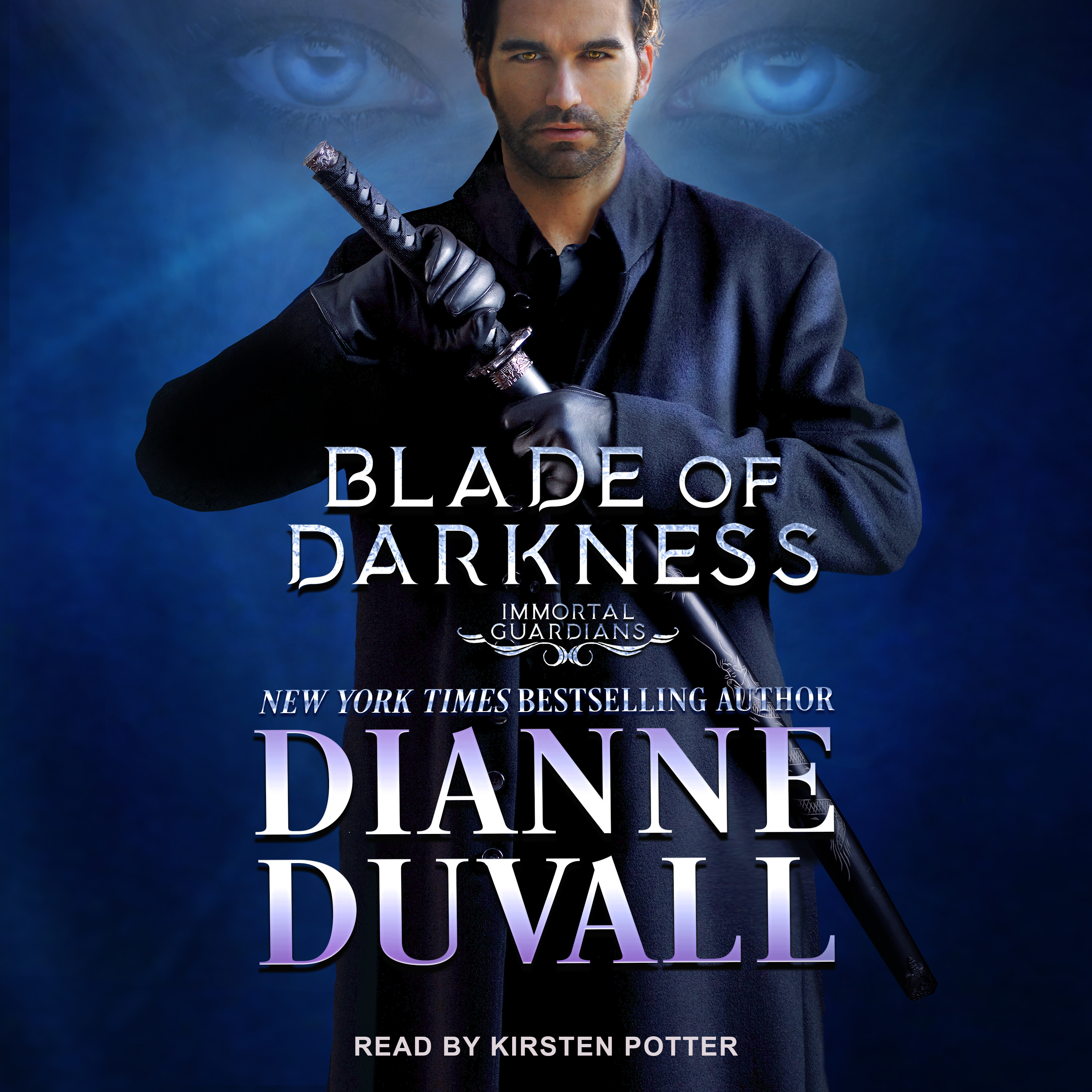 Printable Blade of Darkness Audiobook Cover Art
