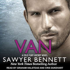 Van Audiobook, by Sawyer Bennett
