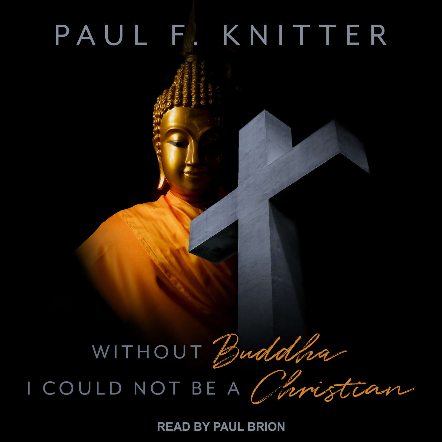 Without Buddha I Could Not Be a Christian Audiobook, by Paul F. Knitter