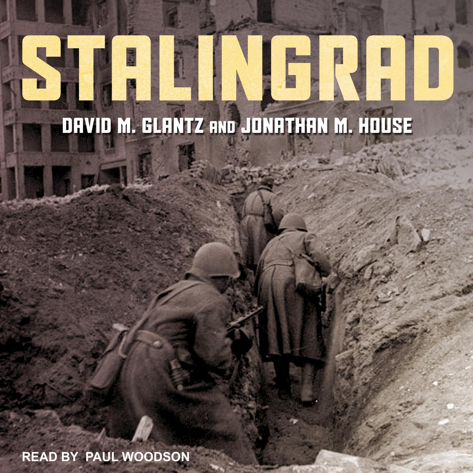 Stalingrad (Abridged) Audiobook, by David M. Glantz