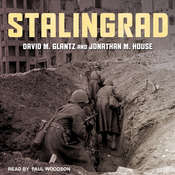 Stalingrad Audiobook, by David M. Glantz, Jonathan M. House