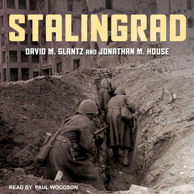 Stalingrad Audiobook, by David M. Glantz