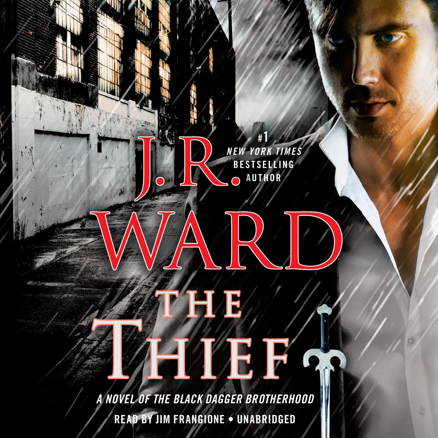 Printable The Thief: A Novel of the Black Dagger Brotherhood Audiobook Cover Art