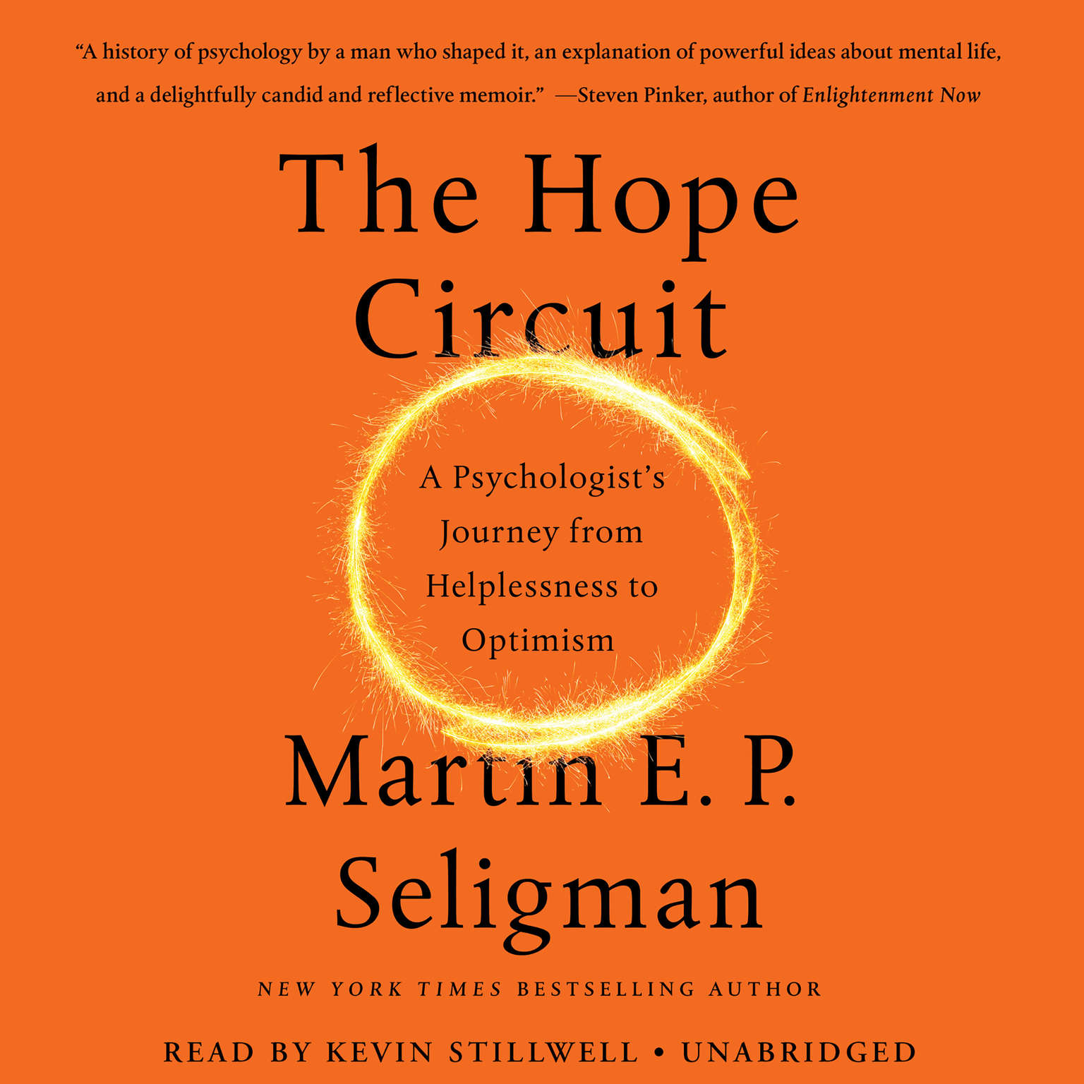 Printable The Hope Circuit: A Psychologist's Journey from Helplessness to Optimism Audiobook Cover Art