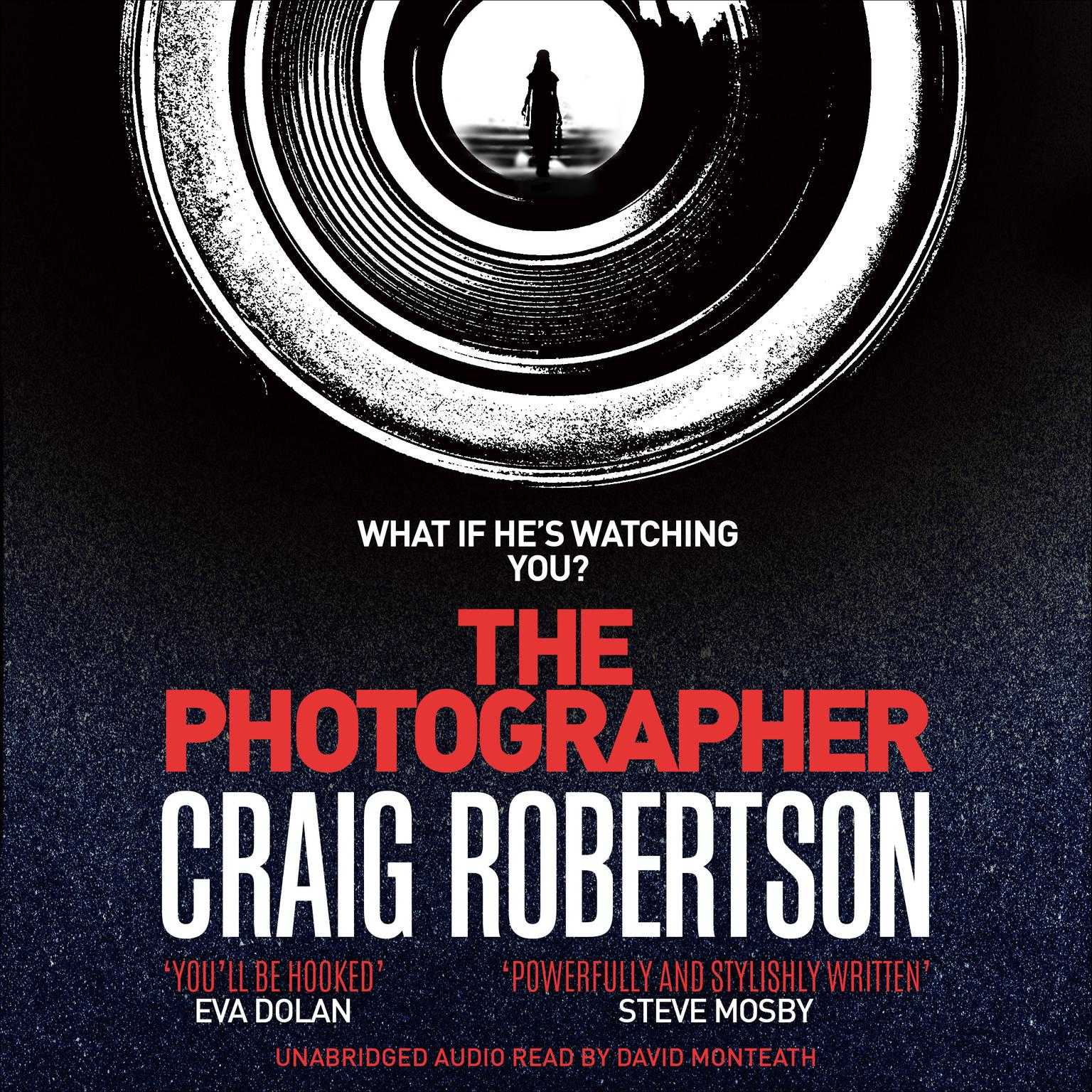 Printable The Photographer Audiobook Cover Art