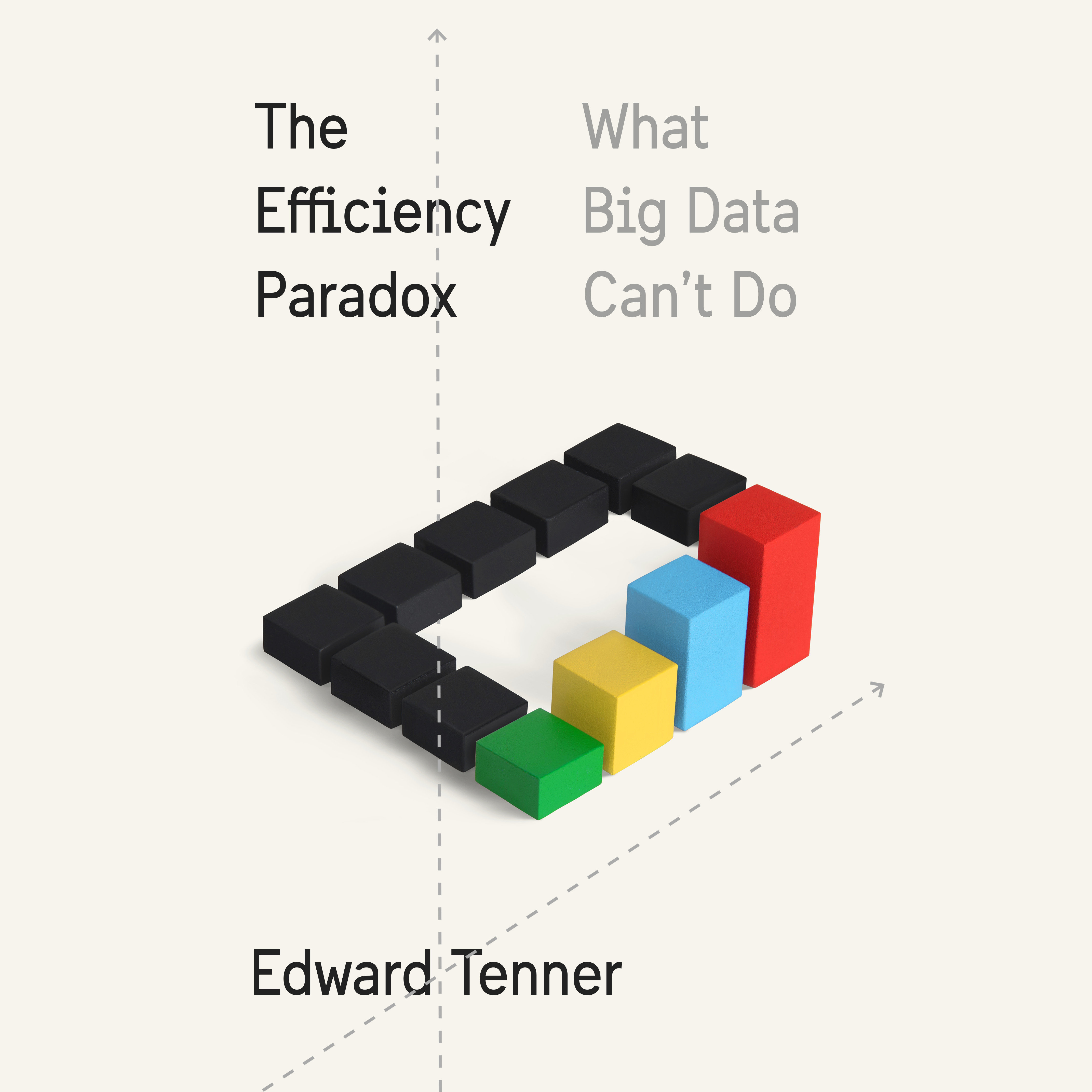 Printable The Efficiency Paradox: What Big Data Can't Do Audiobook Cover Art