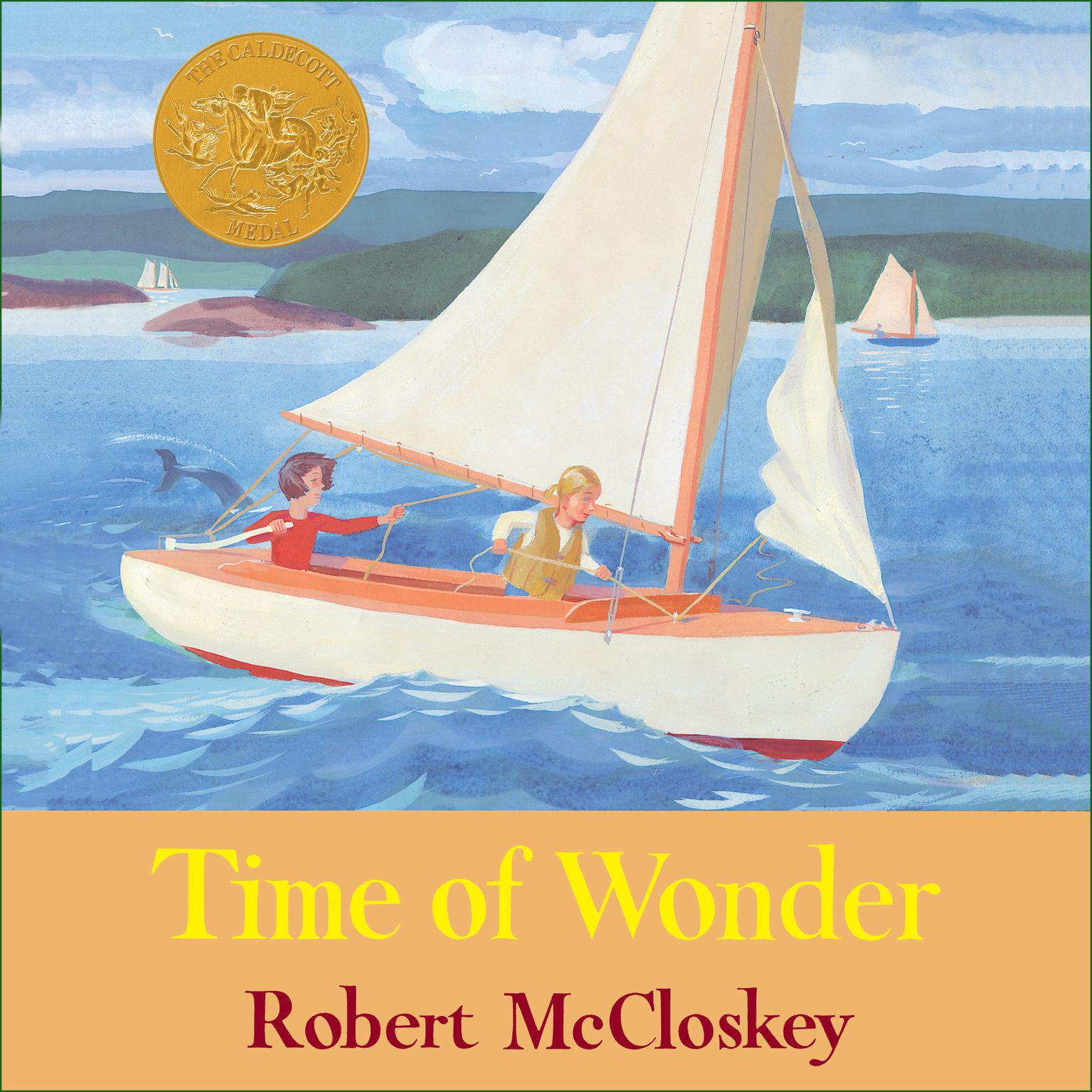 Printable Time of Wonder Audiobook Cover Art