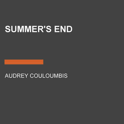 Summers End Audiobook, by Audrey Couloumbis