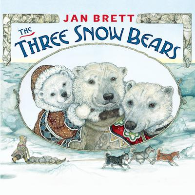 The Three Snow Bears Audiobook, by Jan Brett