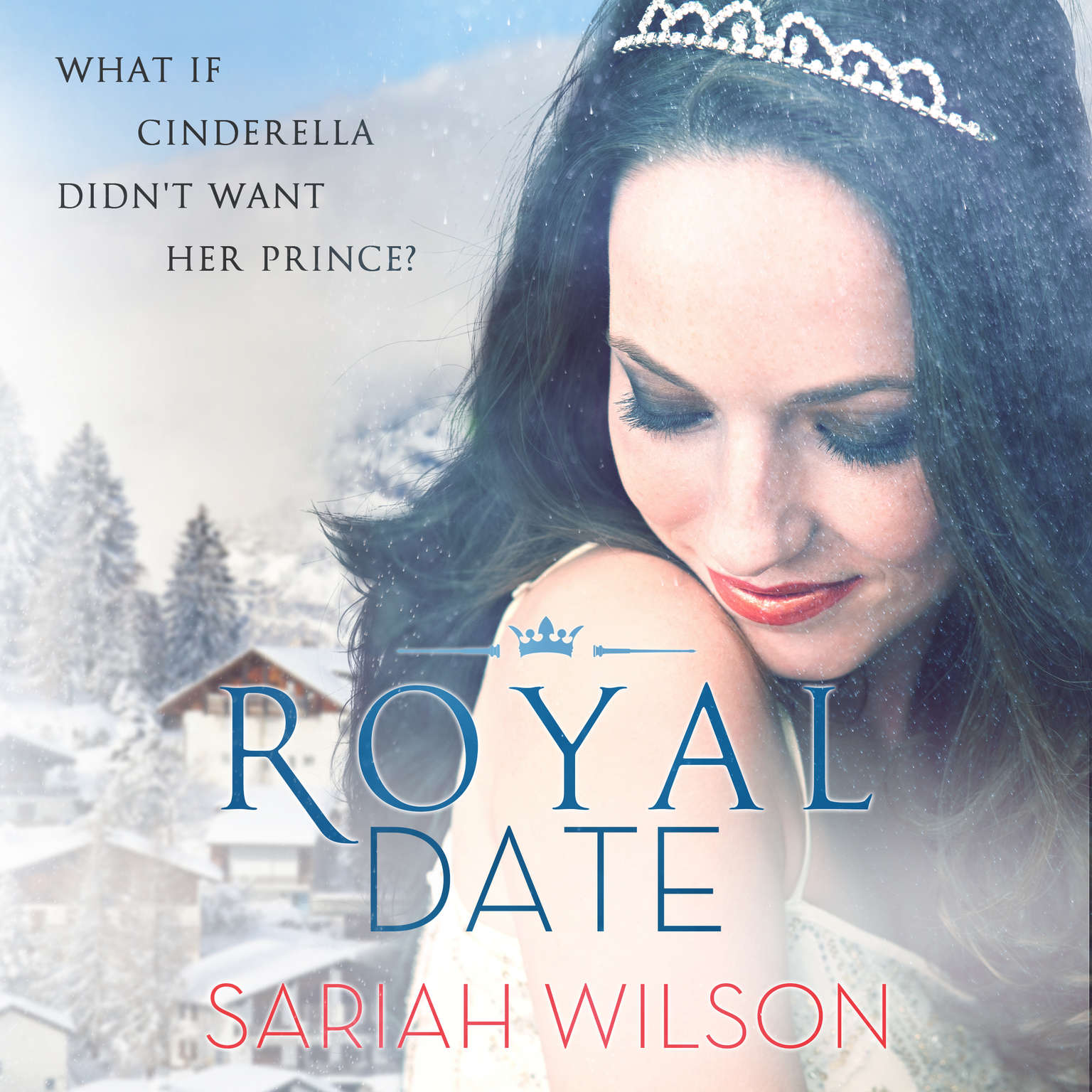 Printable Royal Date Audiobook Cover Art