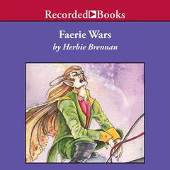 Faerie Wars Audiobook, by Herbie Brennan