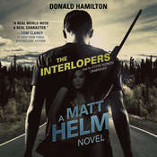 The Interlopers Audiobook, by Donald Hamilton
