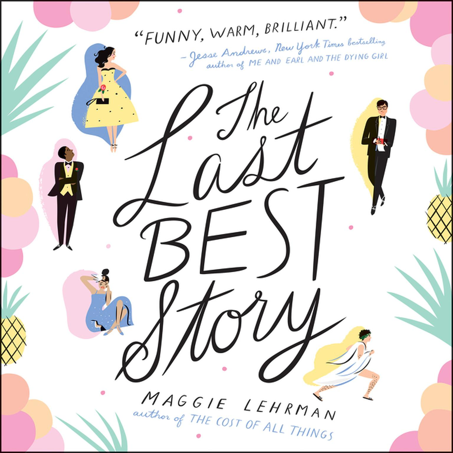 Printable The Last Best Story Audiobook Cover Art