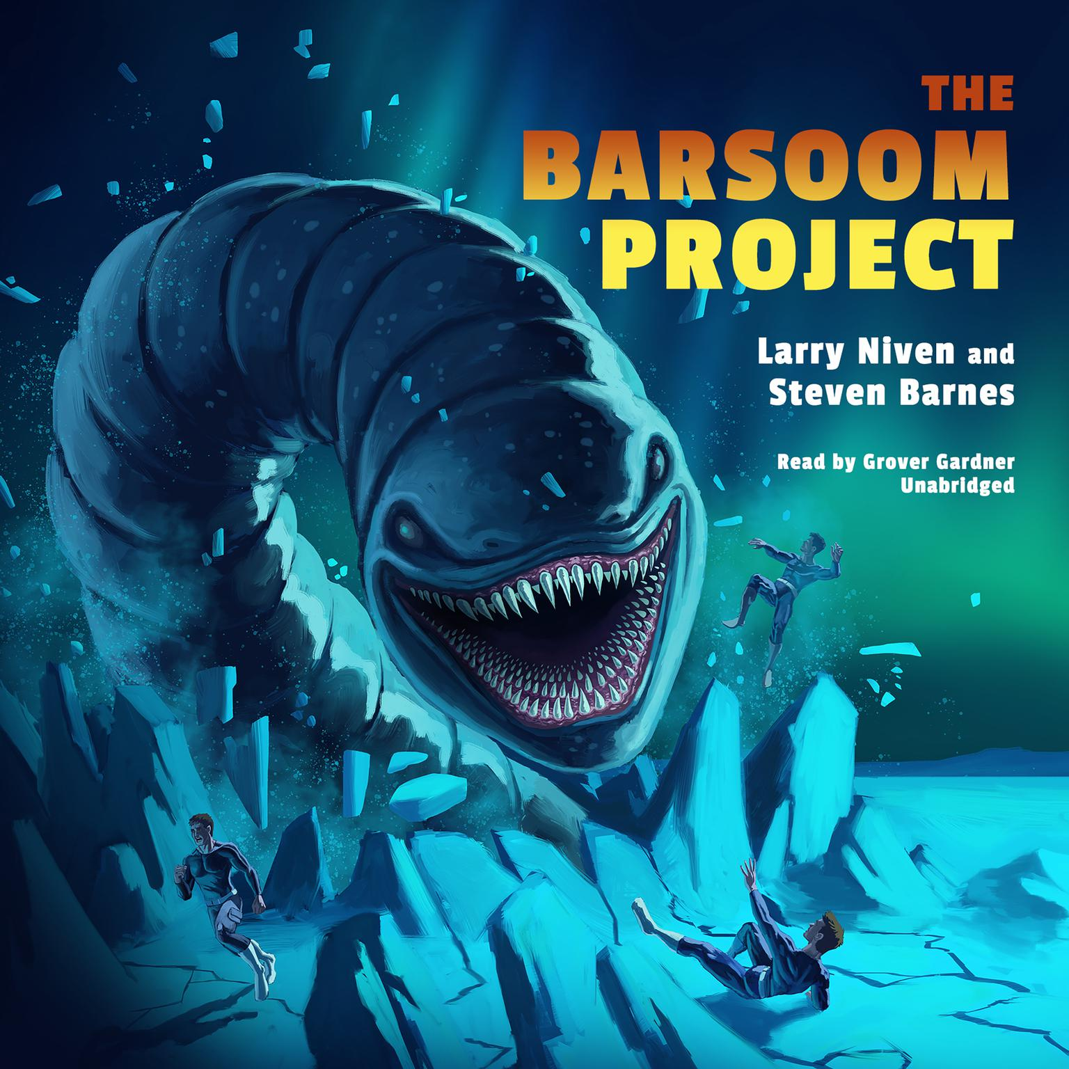 The Barsoom Project Audiobook, by Larry Niven