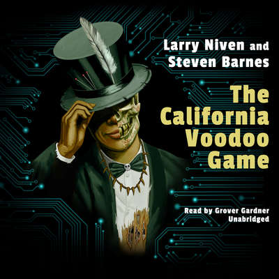 The California Voodoo Game Audiobook, by Larry Niven