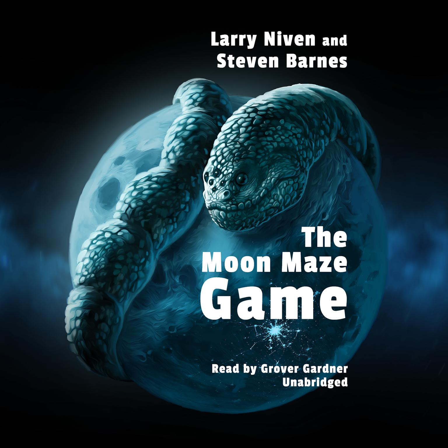 The Moon Maze Game Audiobook, by Larry Niven