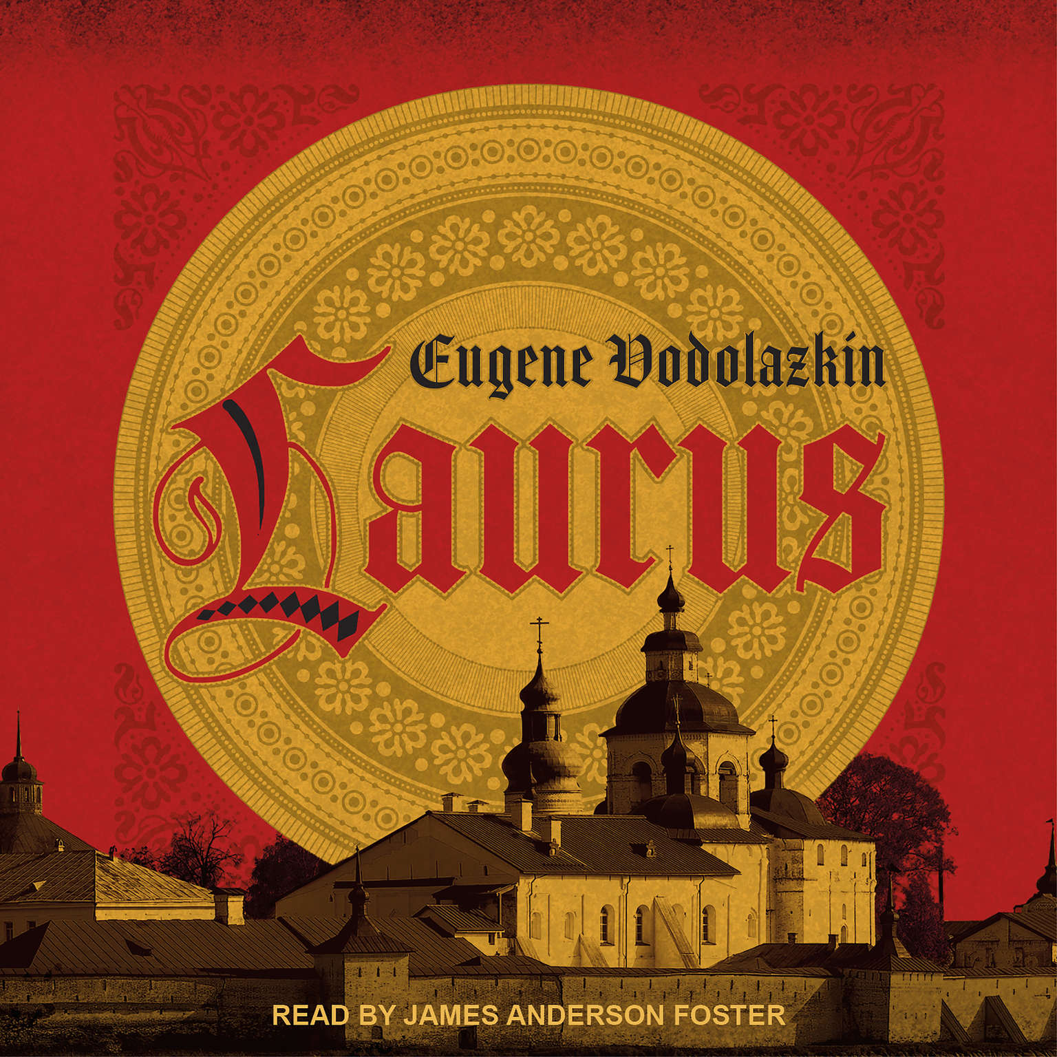 Laurus Audiobook, by Eugene Vodolazkin
