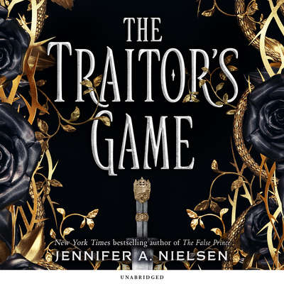 The Traitor's Game Audiobook, by Jennifer A. Nielsen