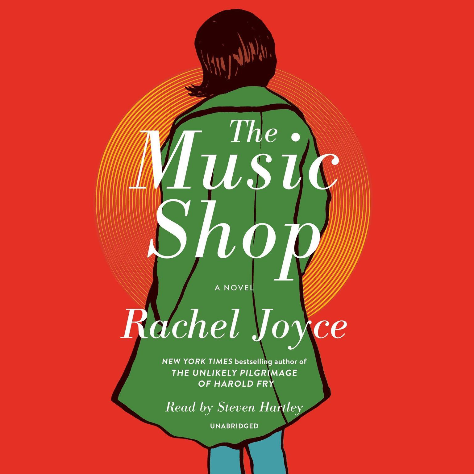 Printable The Music Shop: A Novel Audiobook Cover Art