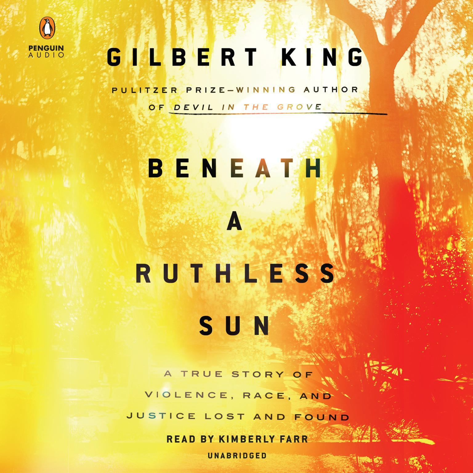 Printable Beneath a Ruthless Sun: A True Story of Violence, Race, and Justice Lost and Found Audiobook Cover Art