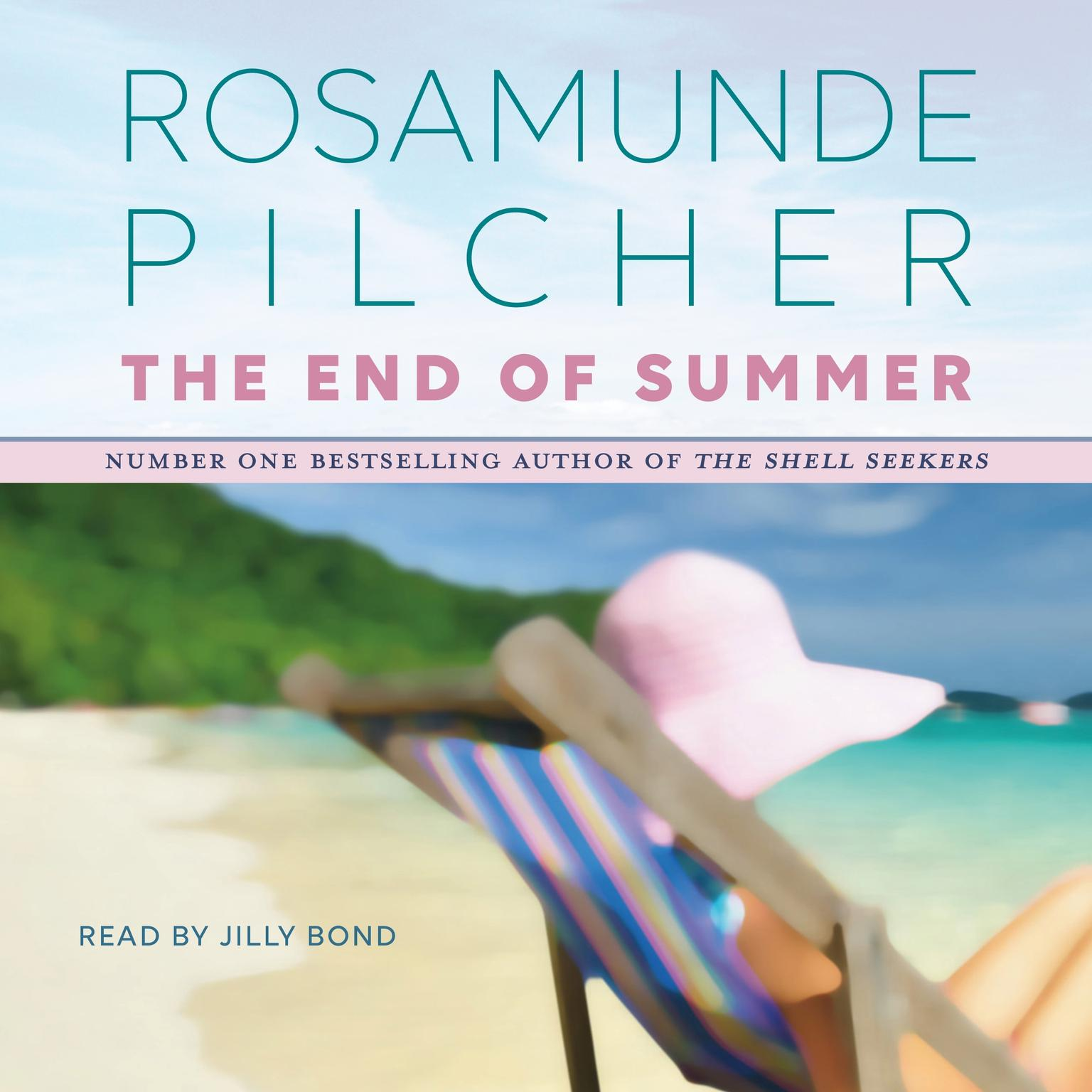 Printable The End Of Summer Audiobook Cover Art