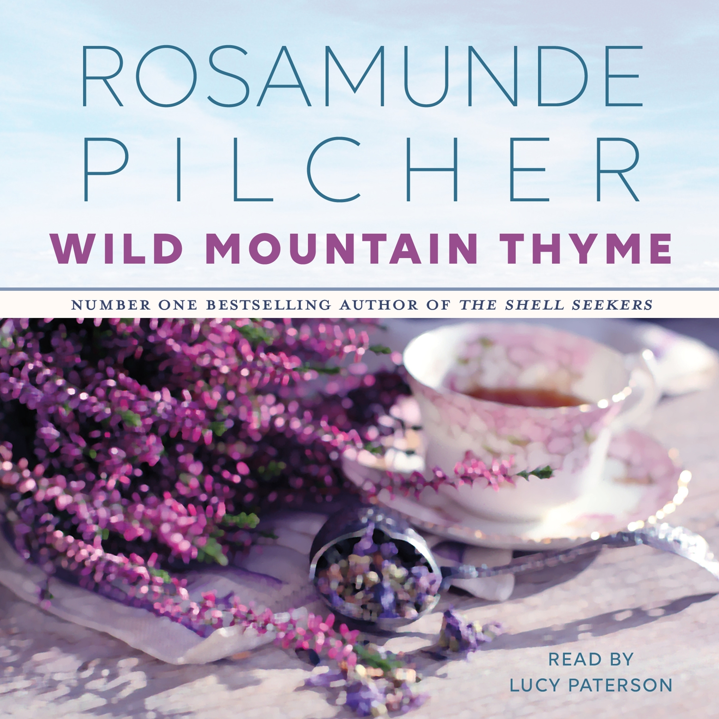 Printable Wild Mountain Thyme Audiobook Cover Art