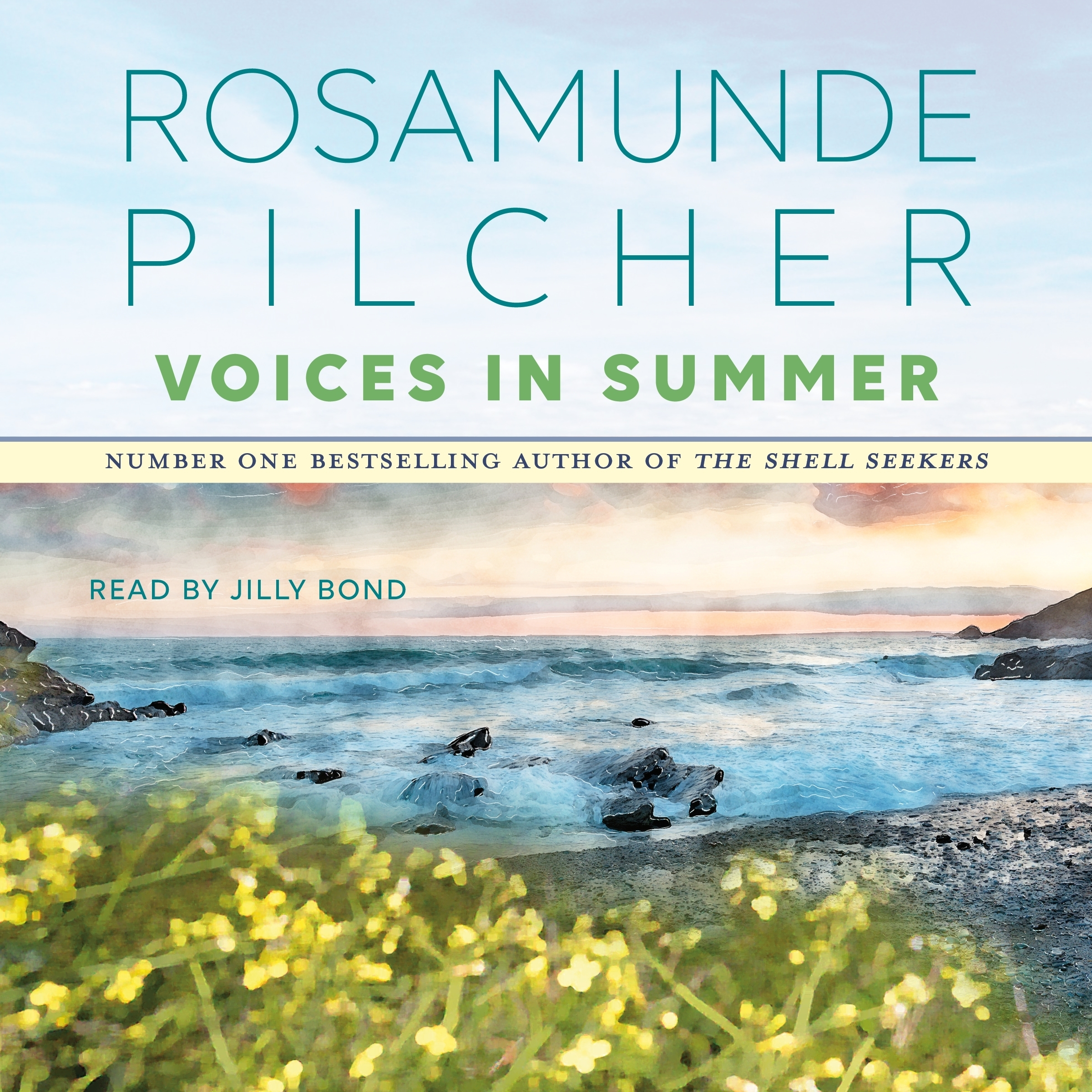 Printable Voices In Summer Audiobook Cover Art