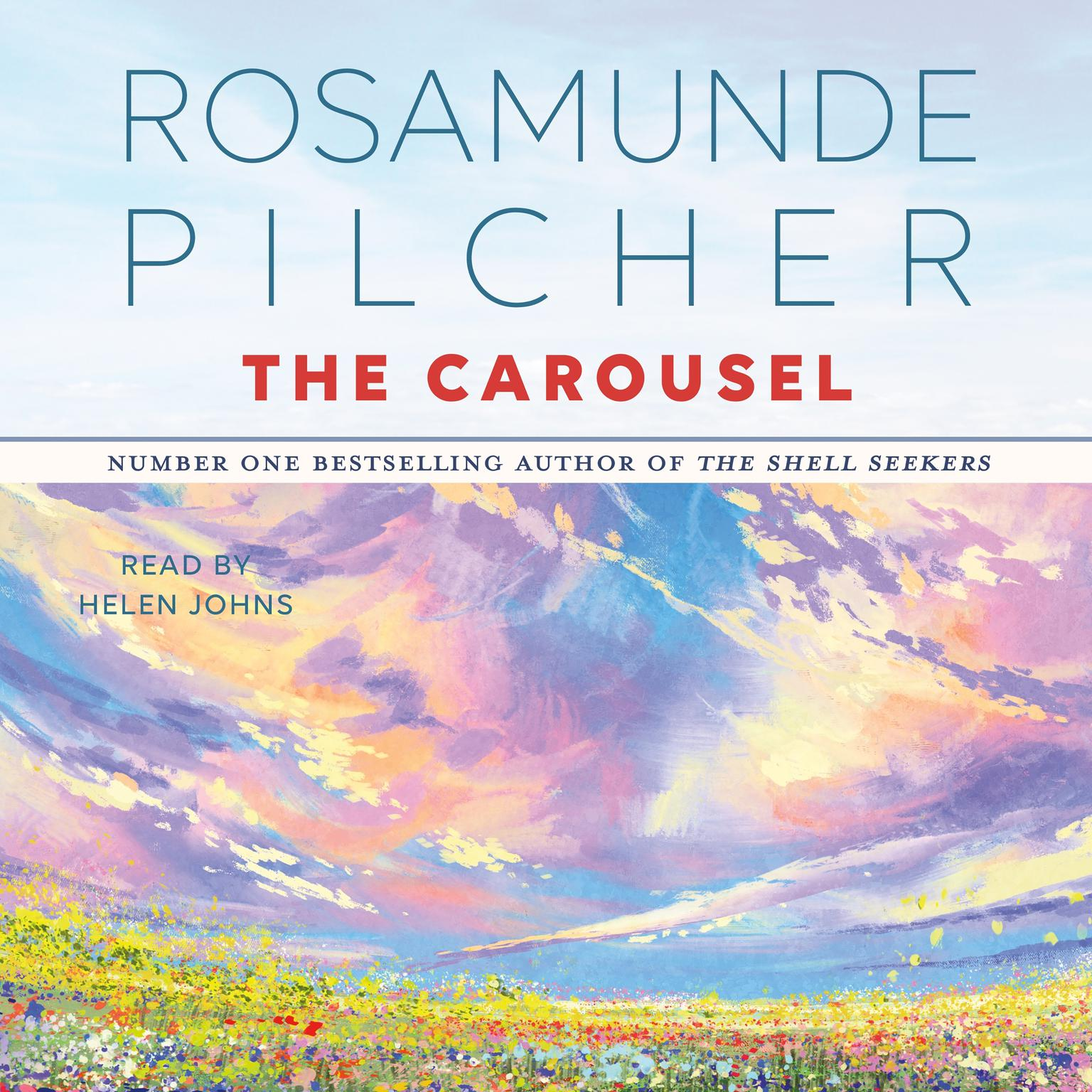Printable The Carousel Audiobook Cover Art
