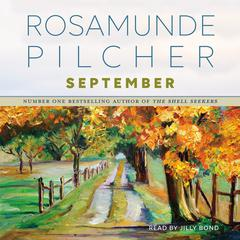 September: A Novel Audiobook, by Rosamunde Pilcher