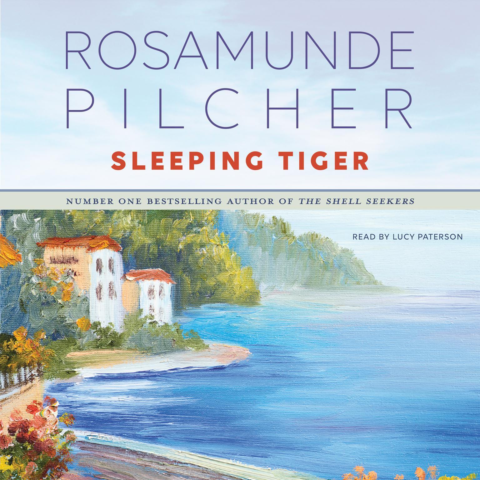Printable Sleeping Tiger Audiobook Cover Art