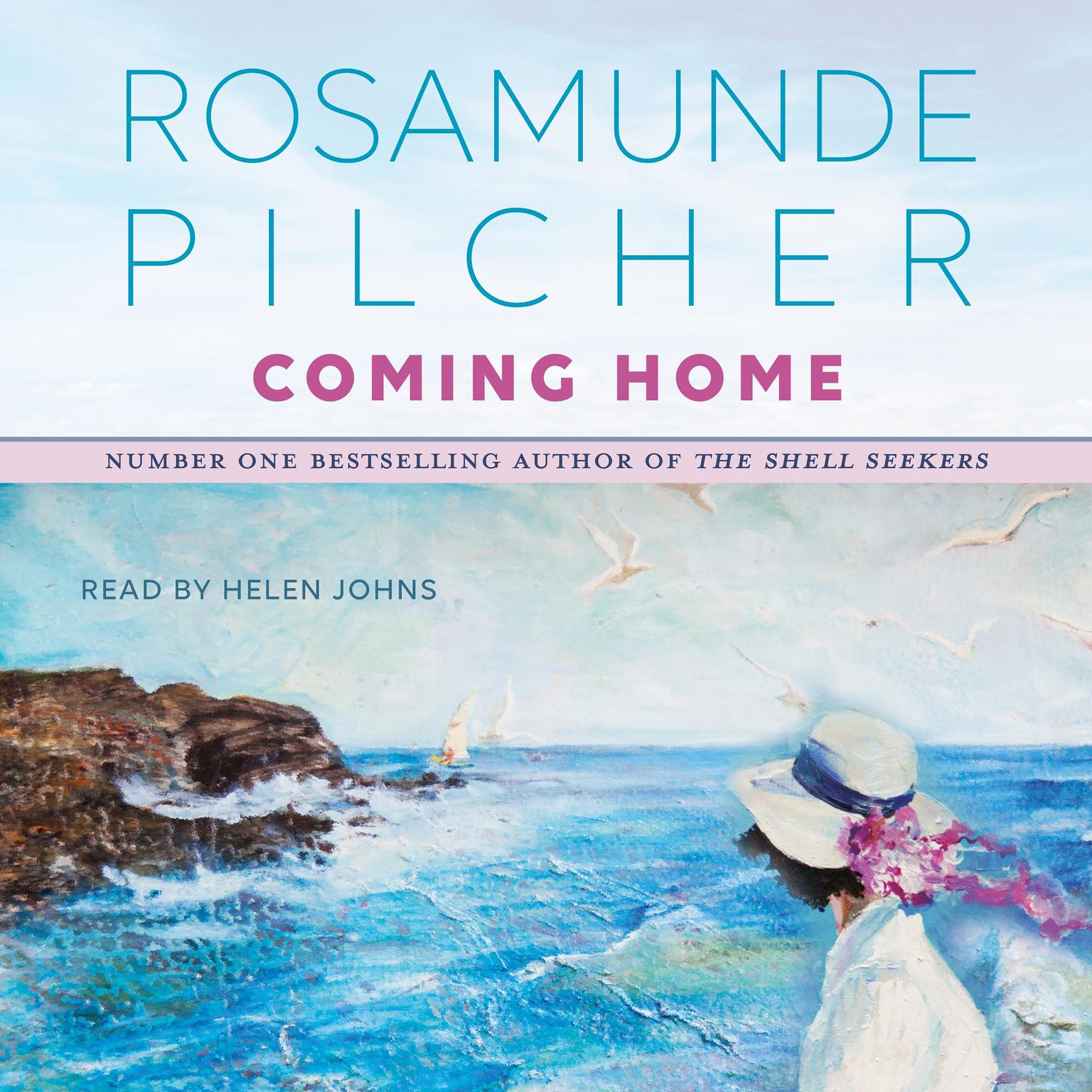 Printable Coming Home Audiobook Cover Art