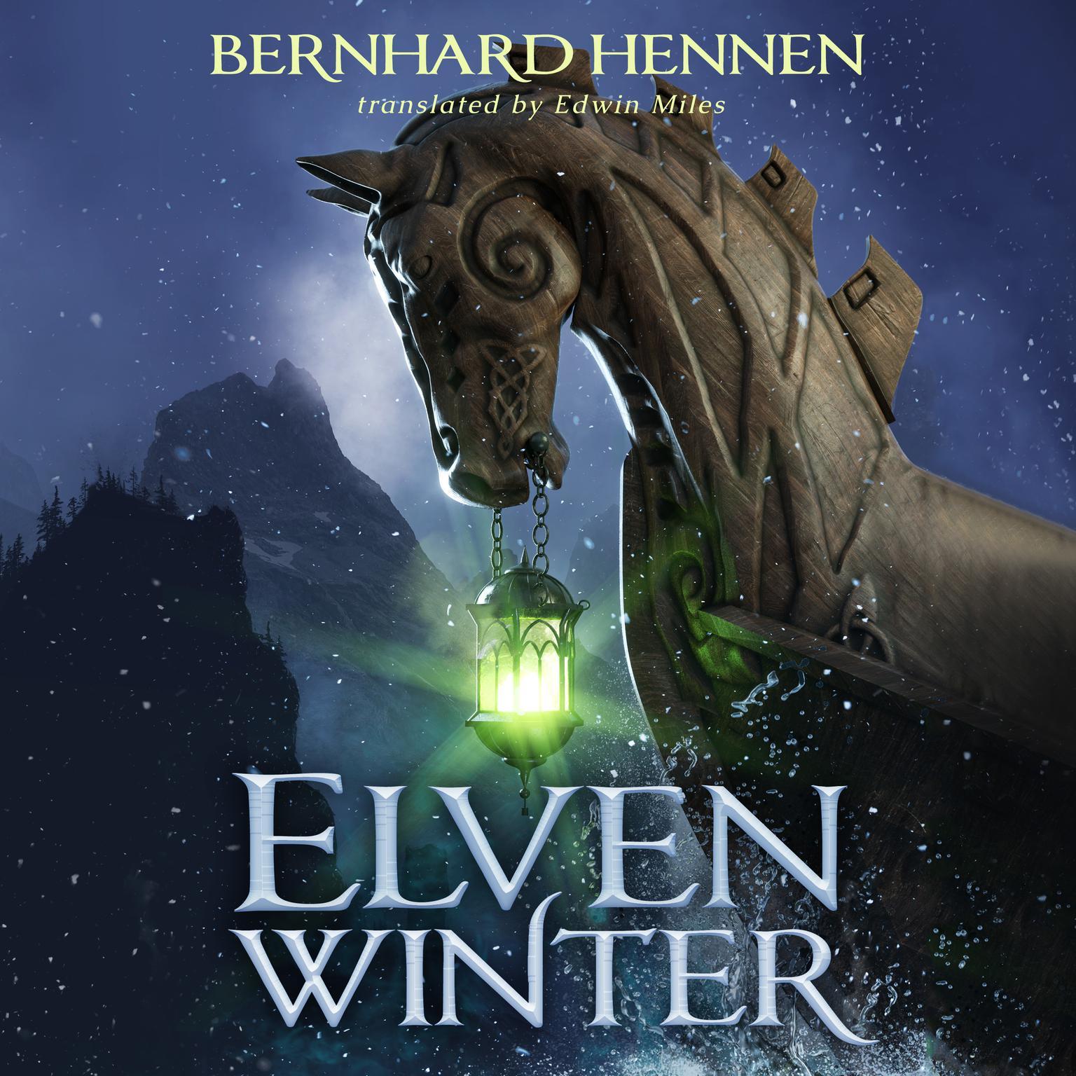Elven Winter Audiobook, by Bernhard Hennen