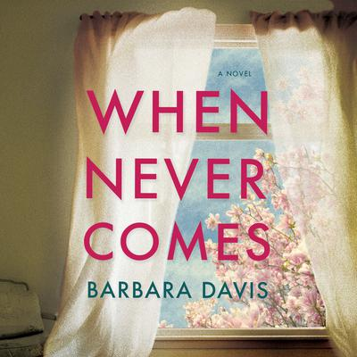 When Never Comes Audiobook, by Barbara Davis