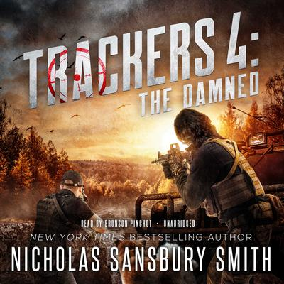 Trackers 4: The Damned Audiobook, by Nicholas Sansbury Smith