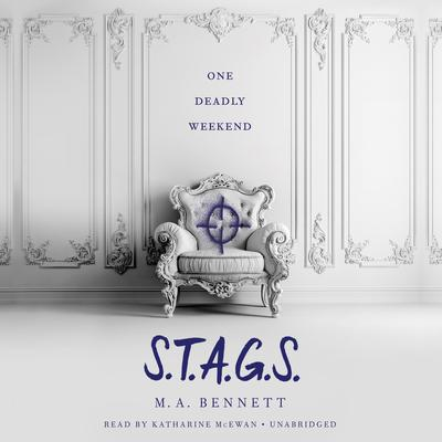 S.T.A.G.S. Audiobook, by M. A. Bennett