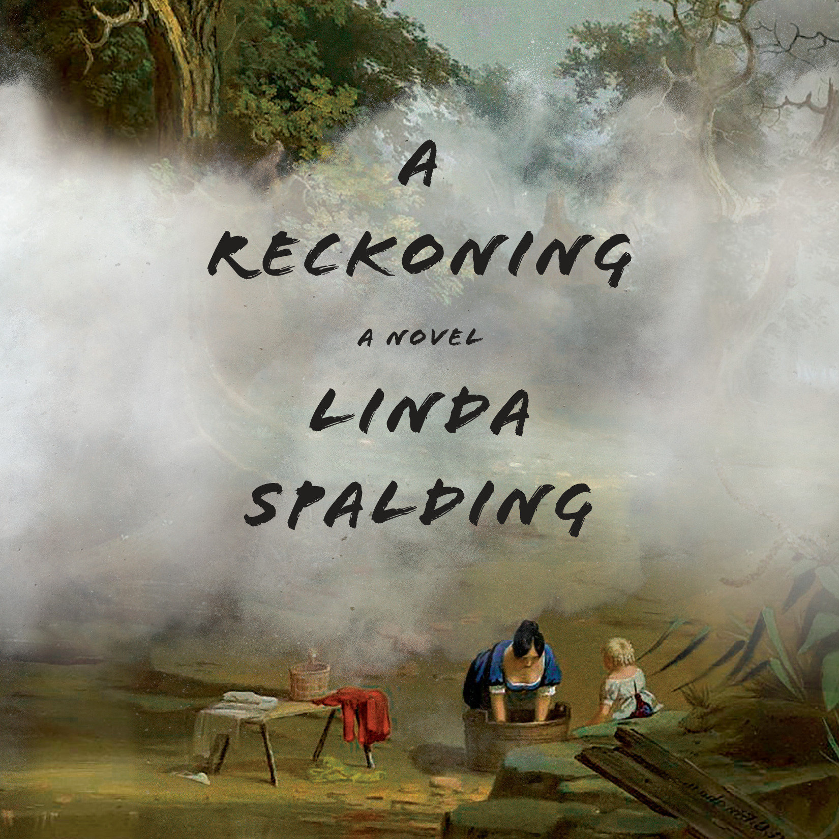 Printable A Reckoning: A Novel Audiobook Cover Art