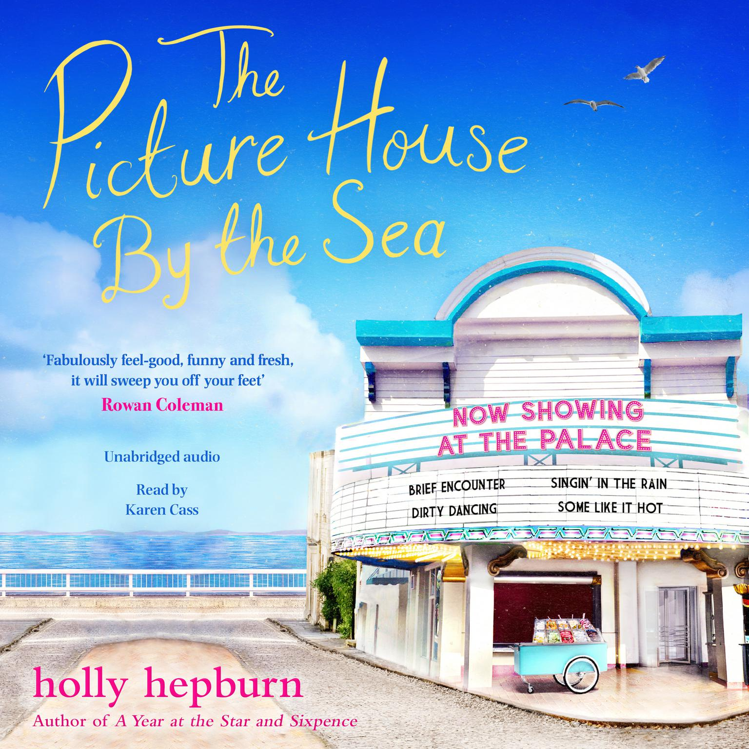 Printable The Picture House by the Sea Audiobook Cover Art
