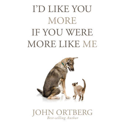Id Like You More if You Were More Like Me: Getting Real About Getting Close Audiobook, by John Ortberg