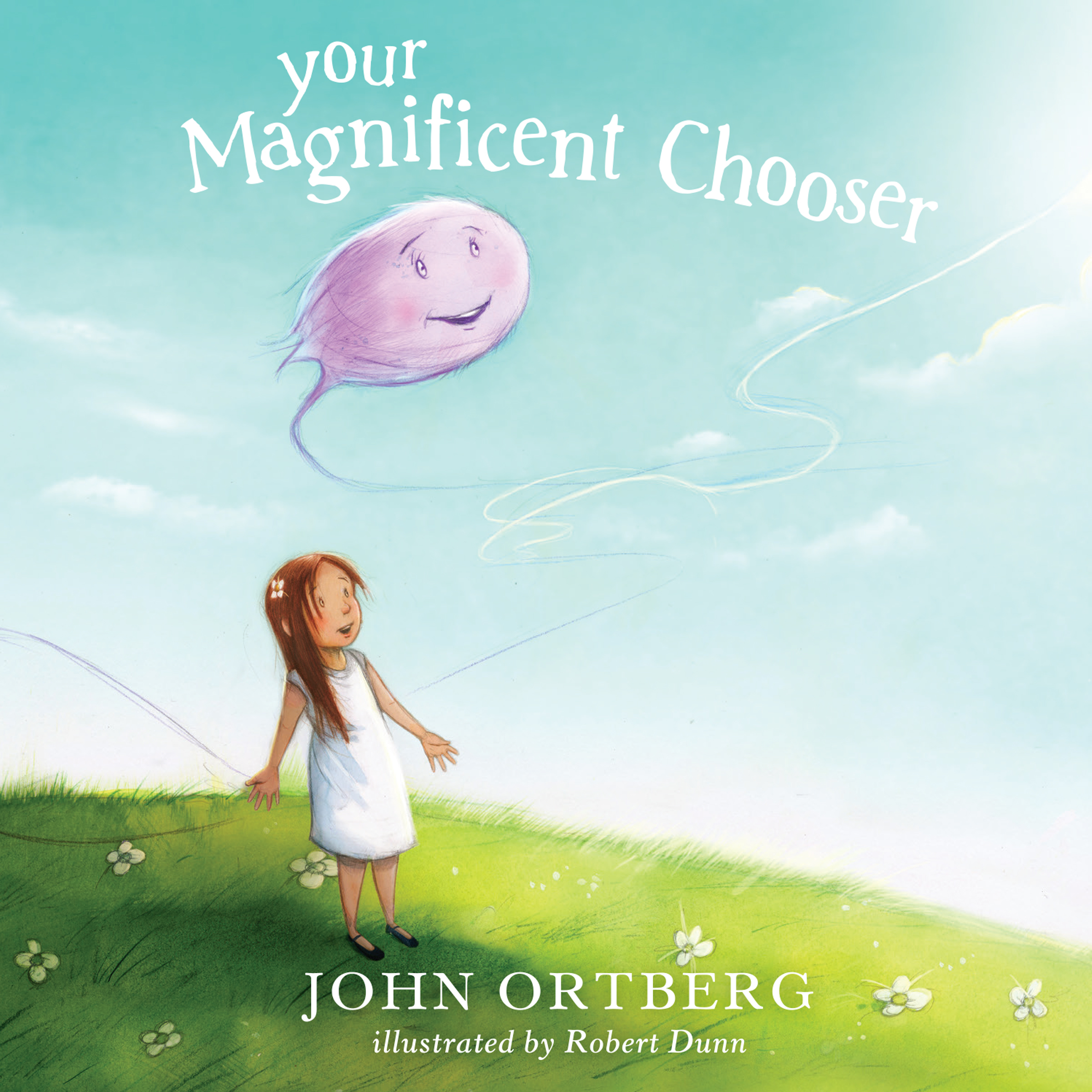 Printable Your Magnificent Chooser: Teaching Kids to Make Godly Choices Audiobook Cover Art